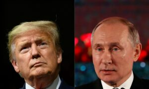 Trump and Putin Discuss Oil as Falling Prices Imperil Industry