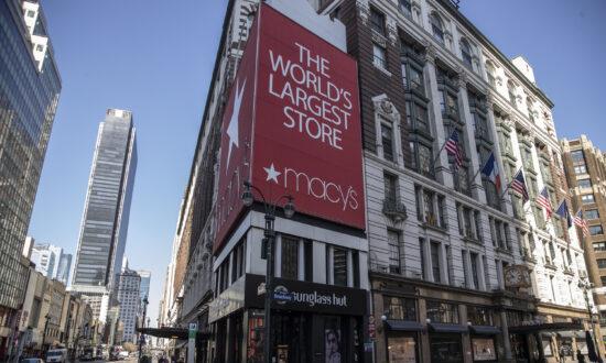 Macy's Furloughs Majority of Employees as Retailers Adjust to Pandemic