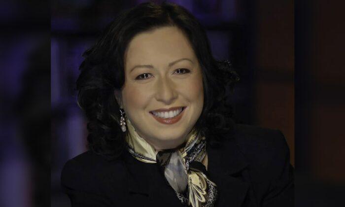 Longtime CBS journalist Maria Mercader. (Courtesy of CBS News)