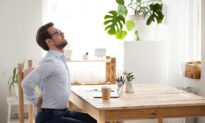 Self-Isolated? Here's How You Can Keep Your Back Pain Under Control