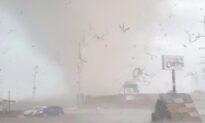 Tornado Rips Through Arkansas City, Injuring 22 People