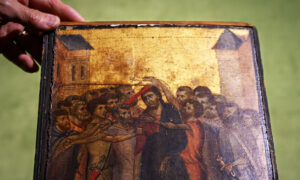Elderly French Woman Finds 13th-Century Painting in Her Kitchen Worth Over $26 Million