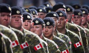 Canadian Forces Prepare to Do Battle With CCP Virus