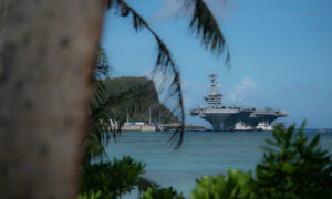 US Carrier Supremacy Faces New Foe in the Pacific: COVID-19