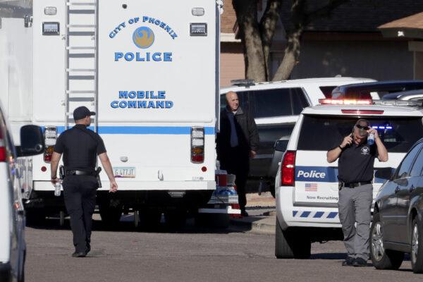 Phoenix Officers Shot