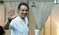 New York Governor Says He's Not Running for President