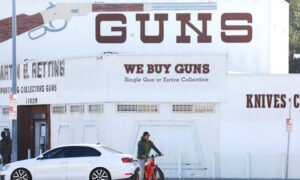 LA County, New Jersey to Let Gun Stores Remain Open During Pandemic