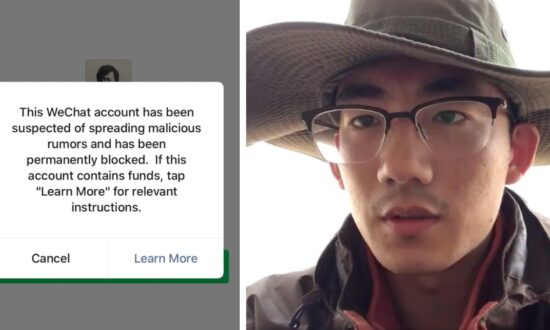 'Down With the Communist Party': Chinese Student Stands up to Regime, Then Disappears