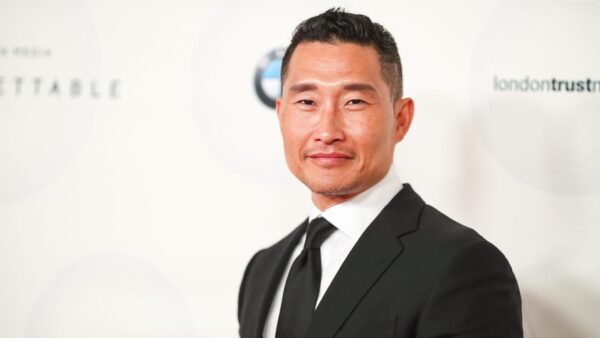 Daniel Dae Kim said in a March 18 post that he had tested positive