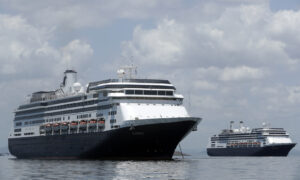 Trump Urges Florida to Let Cruise Ship With Infected Passengers Dock