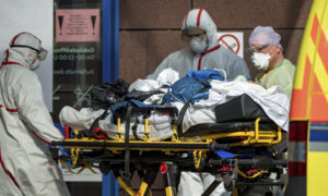 Europe's COVID-19 Death Count Tops 30,000