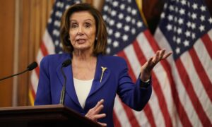 Pelosi Says Next Virus Relief Bill Needs to Be Passed Quickly