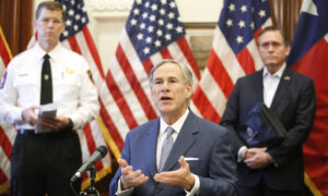 Texas Governor Scraps Jail Time for Violating His Orders
