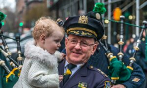Former NYPD Transit Chief Recovers From COVID-19, Spreads Hope