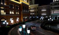 Macau's Gaming Revenues Tumble 80 Percent in March, Hit by Coronavirus