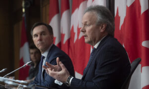 COVID-19 Economic Response Takes Canada Into Uncharted Waters