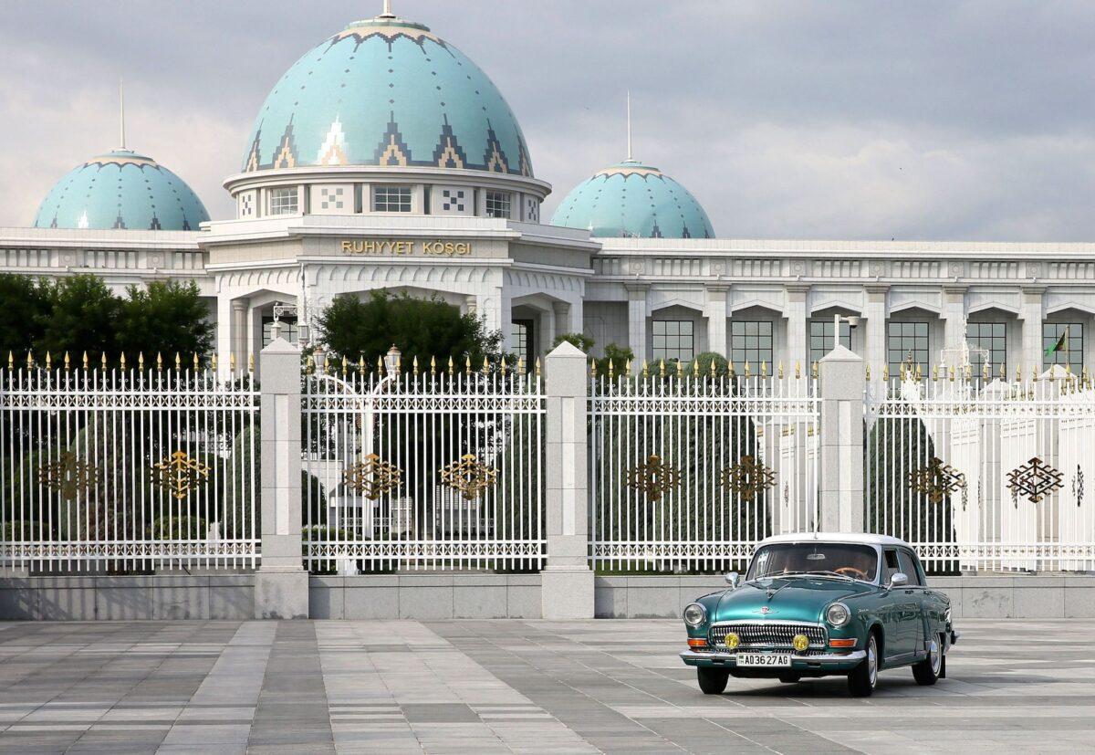 Turkmenistan bans the word 'coronavirus'