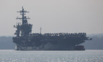 US Navy Evacuating Virus-Hit Aircraft Carrier Docked in Guam