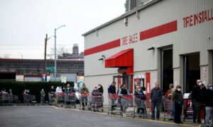 Costco, Home Depot Announce Limitations on Number of Customers Inside Stores
