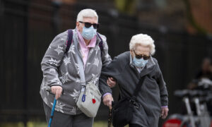 UK Reports 563 New Deaths From CCP Virus