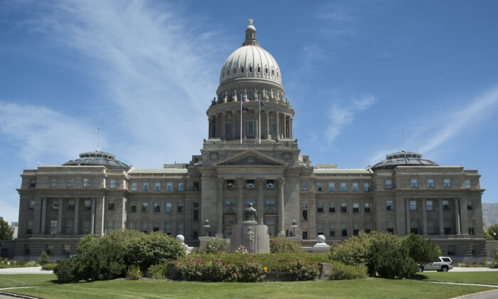 State Capitol of Boise, Idaho. (Shutterstock)