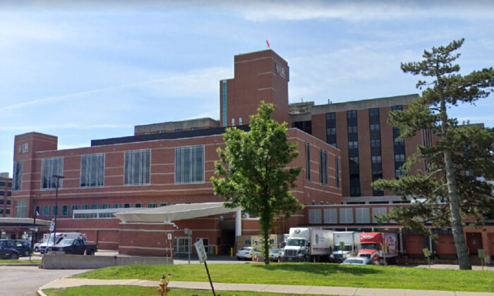 Strong Memorial Hospital in New York state. (Google Maps)