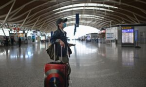 As Chinese Authorities Cancel Flights, Stranded Chinese Nationals Around the World Cry For Help