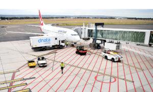 Qantas's Last Flight Almost Departed Santiago Illegally: Union Leader