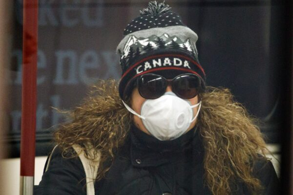 Toronto-Coronavirus Shutdown