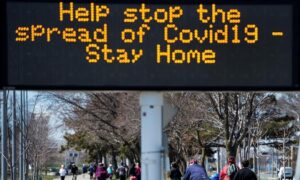 Almost One-Quarter of Canadians Believe Officials Exaggerate Threat of COVID-19, Poll Suggests
