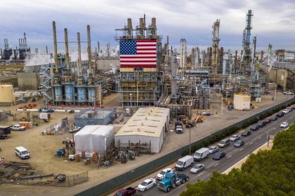 US-oil-refinery