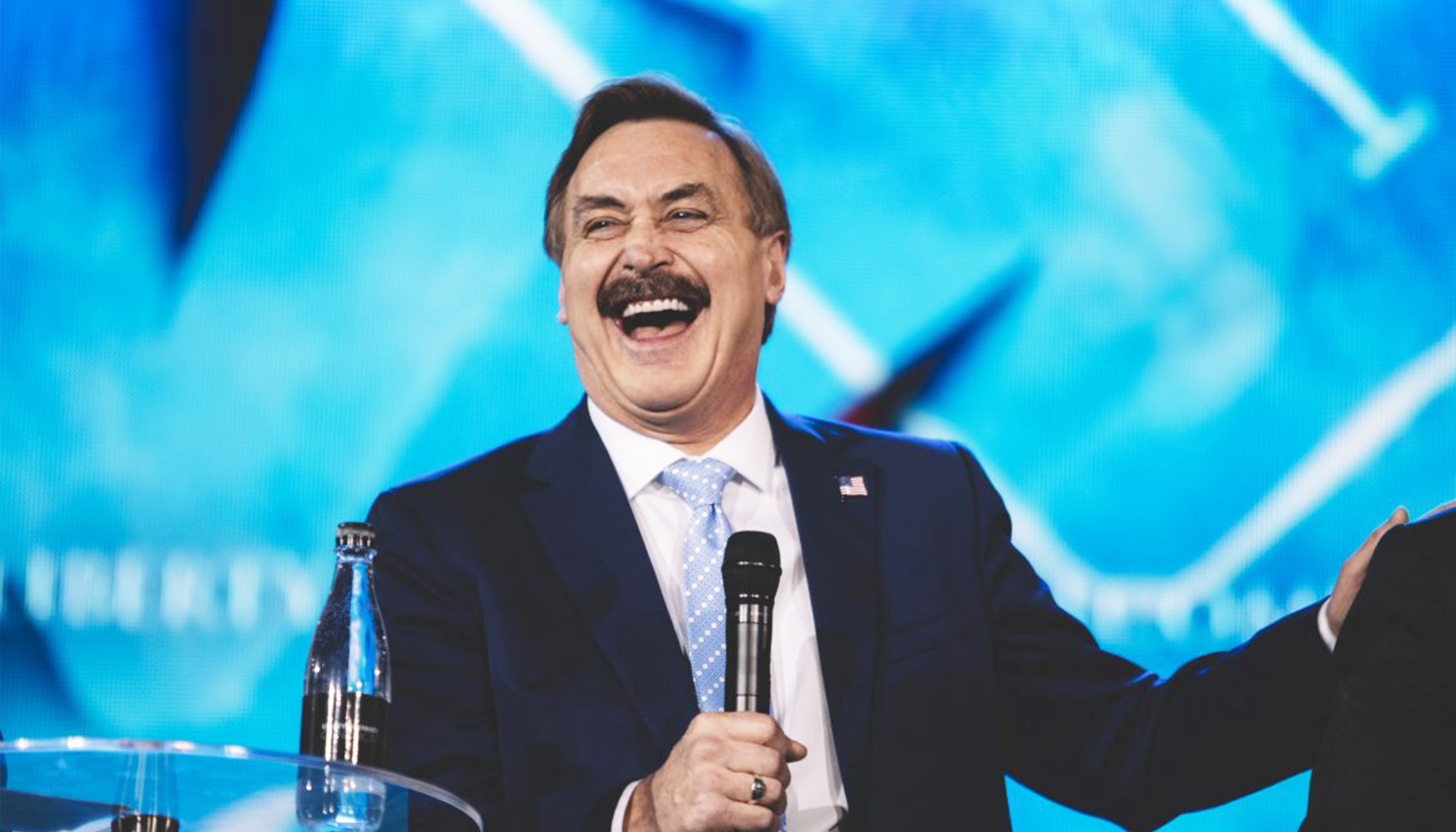 It Was Divine Intervention Founder Of Mypillow Mike Lindell Went From Crack Addict To Ceo
