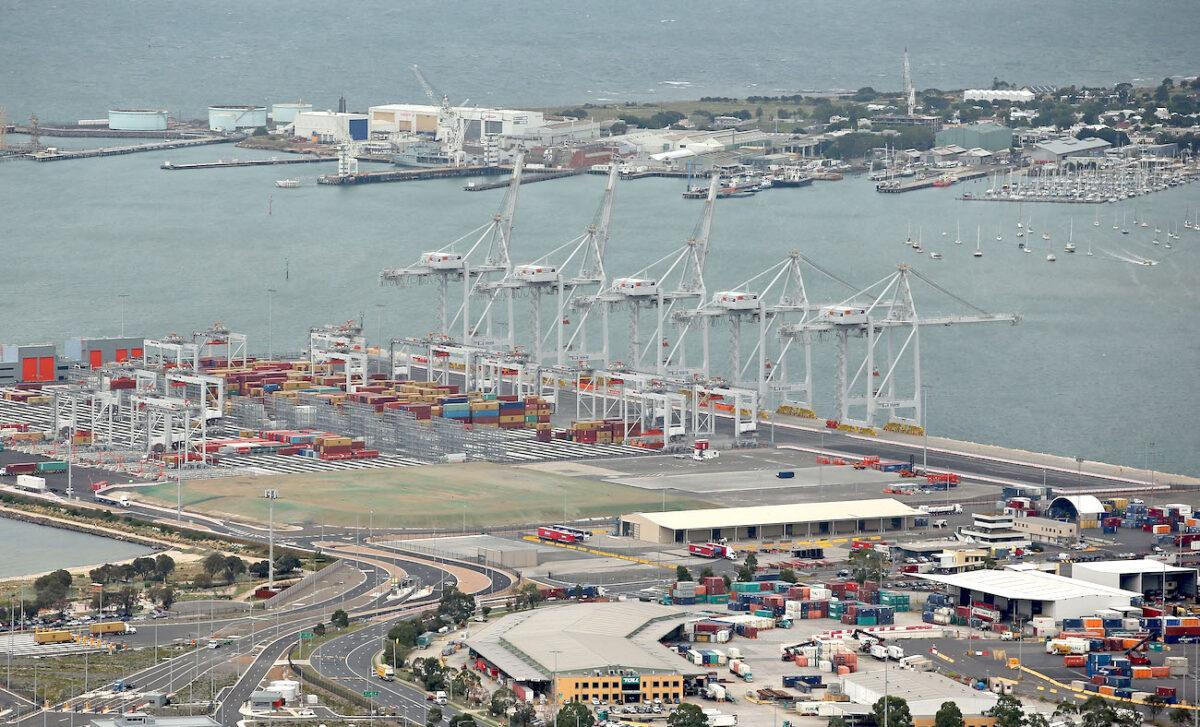 Australian Dockworkers Stood Down For Refusing to Unload...