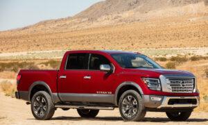 2020 Nissan Titan Platinum Reserve Crew Cab