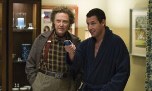 Popcorn & Inspiration: 'Click': Adam Sandler Fails to Remote Control His Life
