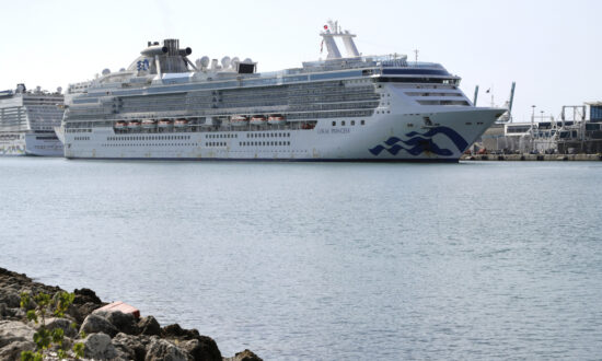 Canadians Not Allowed Off Coral Princess Cruise Ship Due to New CDC Guidelines