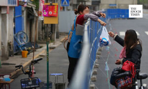 A Struggle for Wuhan Residents to Survive