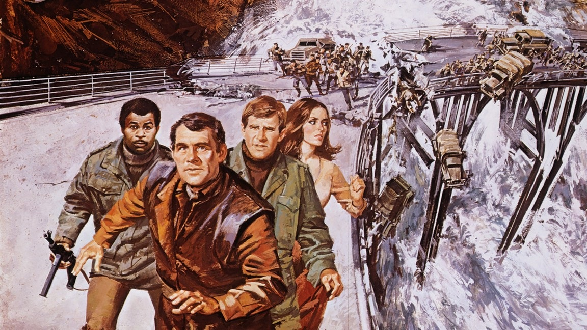 Popcorn And Inspiration Force 10 From Navarone An Inspiring Mission To Save Lives Force 10 from Navarone