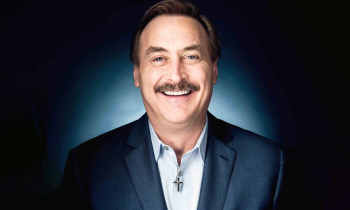MyPillow founder Mike Lindell (Courtesy of Mike Lindell)