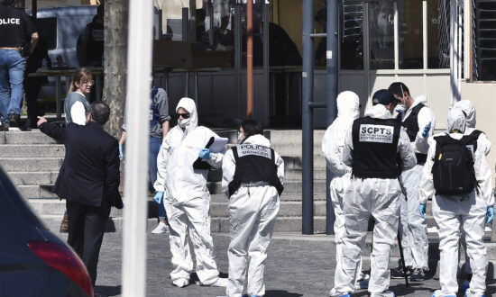 Terror Inquiry Opened After Knifeman in France Kills 2
