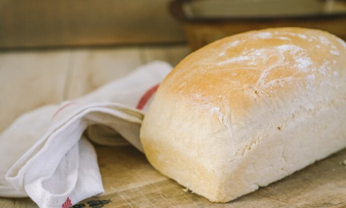 This simple sandwich bread is perfect for beginners.