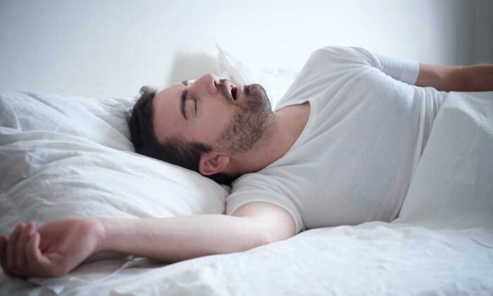If you are feeling fatigue and have difficulty concentrating despite adequate sleep duration, you may suffer from sleep apnea, which results in poor quality sleep. (tommaso79/Shutterstock)