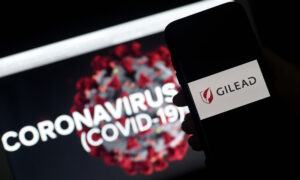 Gilead Sciences Donates 1.5 Million Doses of Experimental Drug to Virus Patients With Severe Symptoms