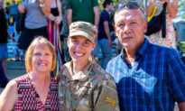 First Woman in US Air Force to Earn Army Ranger Tab Says: 'Don't Be Afraid to Succeed'