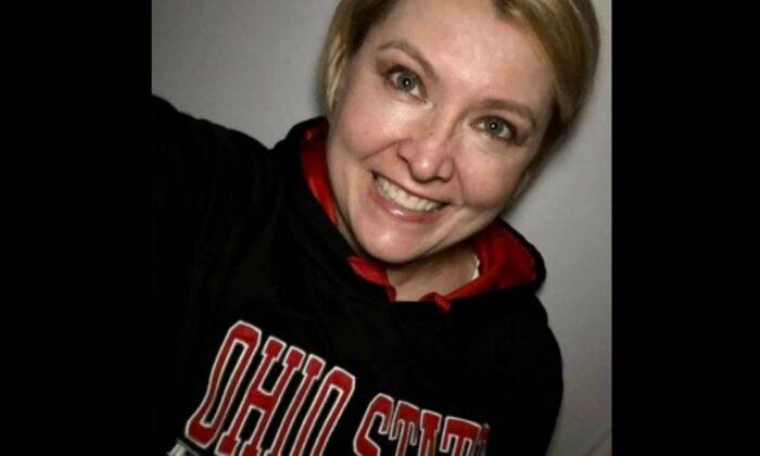 Lisa Ewald in a Facebook selfie (Lisa Ewald / Facebook selfie)