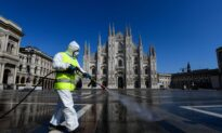 Italy Daily Death Toll Rises, But New Cases Drop Sharply