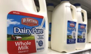 Dairy Farmers in Wisconsin Forced to Dump Their Entire Milk Production—Every Day