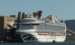 Australia's AG Backs Homicide Investigation Into Why Infected Passengers Left Ruby Princess Ship