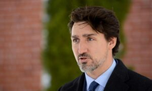Trudeau Tells Canadians to Expect Weeks or Months of Social Distancing