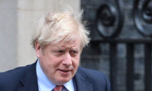 Boris Johnson Says He's 'In Good Spirits' After Admission to Hospital With COVID-19